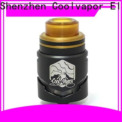 Coolvapor modified cheap rda tanks factory for quitters