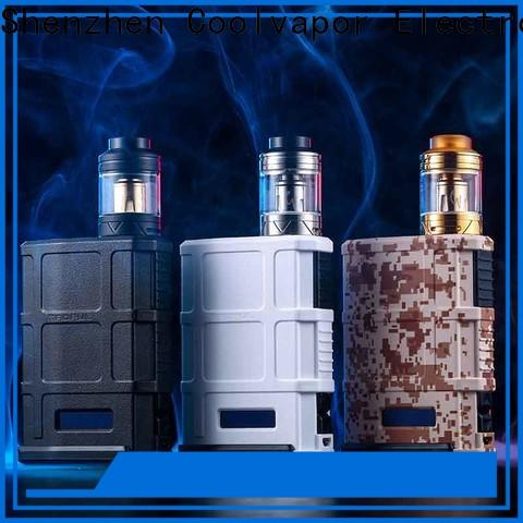 Coolvapor Best best box mod mini supply for clouds