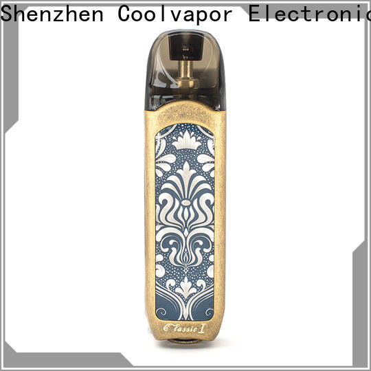Coolvapor retro new pods supply for quitters