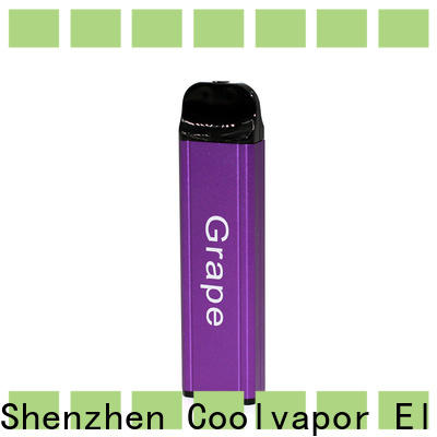 Coolvapor Best pod cig company for clouds