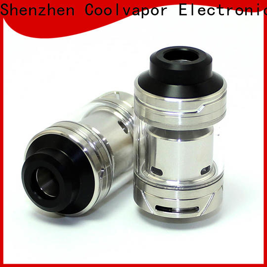 Coolvapor High-quality best rda for mech mod for business for smokers