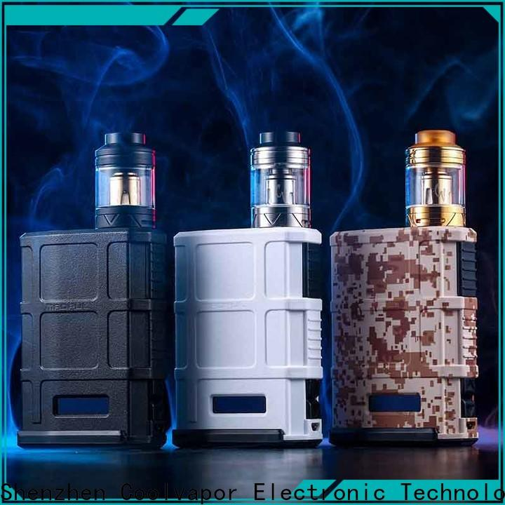 Best best regulated box mods 200w manufacturers for regular juice