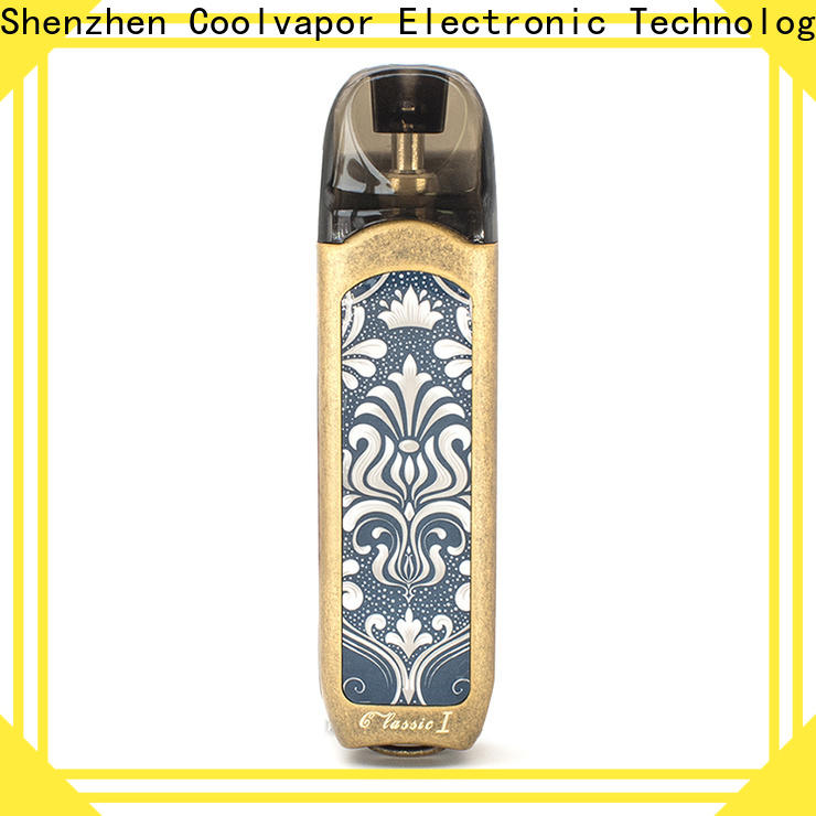 Coolvapor Top pod air for business for flavor