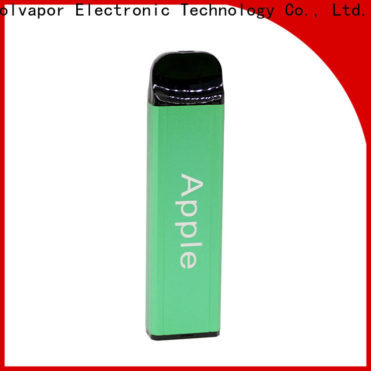 Coolvapor Best refillable vape pen for business for flavor