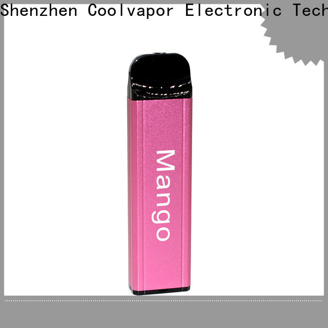Coolvapor frais coolvapor pod cig manufacturers for flavor