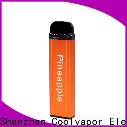 Coolvapor berry coolvapor pod cig suppliers for flavor