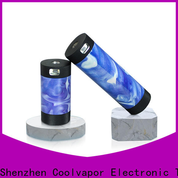 Latest box mod vaporizer 200w manufacturers for smokers