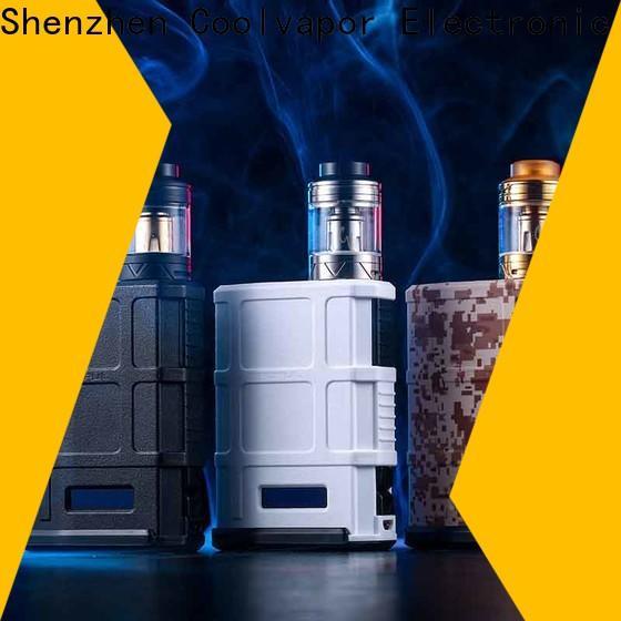 Coolvapor mini 100w mod box factory for smokers
