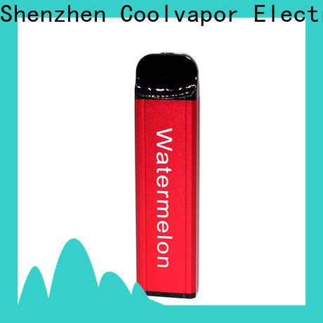 Coolvapor Latest coolvapor pod cig suppliers for flavor