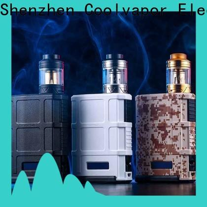 Coolvapor Best e mods manufacturers for clouds