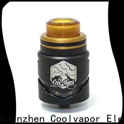 Coolvapor Top top 10 rda for cloud chasing company for smokers