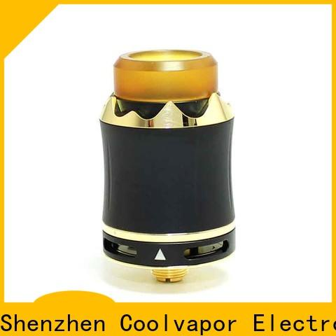 Coolvapor Custom best rda in the world factory for smokers