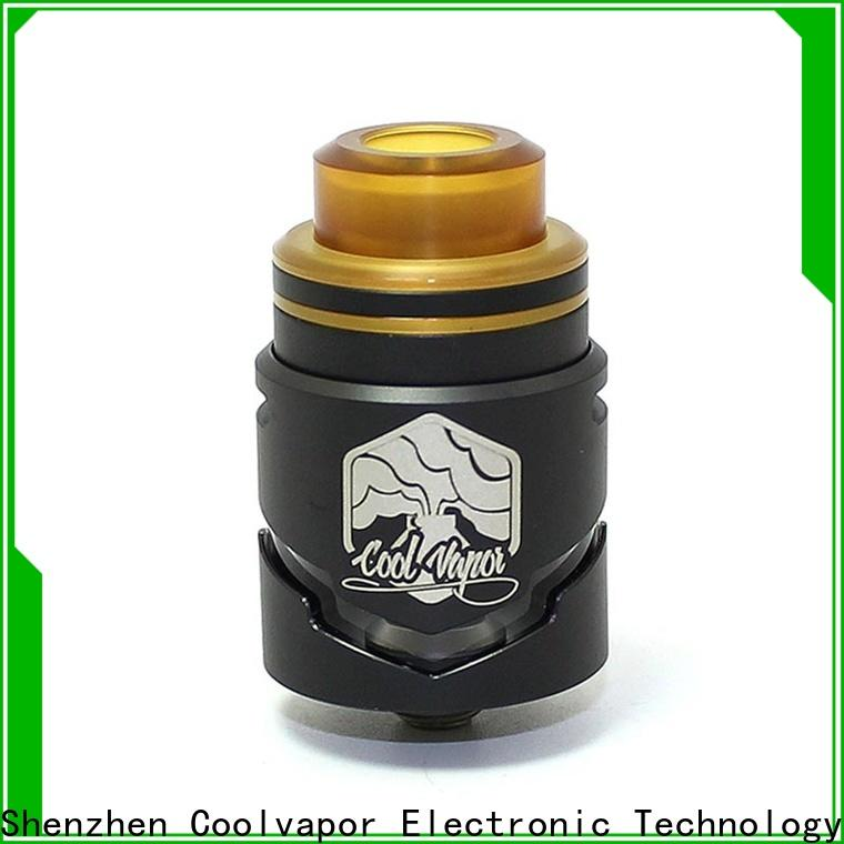 Coolvapor coil unique rda suppliers for smokers