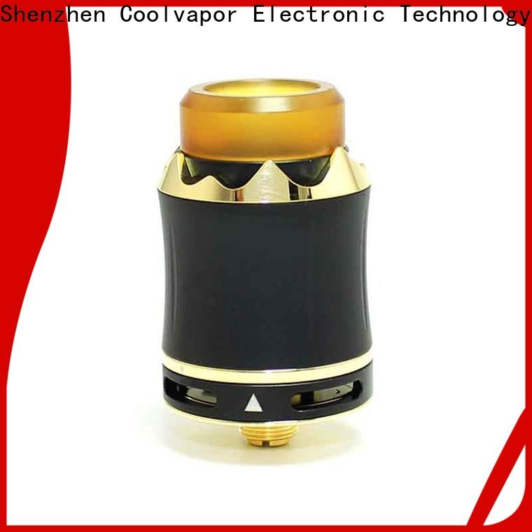Coolvapor modified large rda supply for regular juice