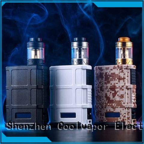 Coolvapor Wholesale vapes mods supply for quitters