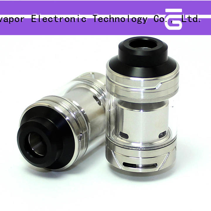 Wholesale three coil rda dripper for business for flavor
