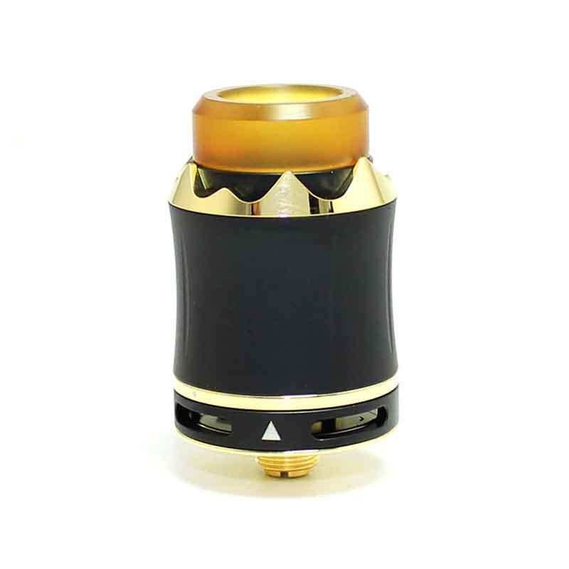Coolvapor Rda With Curved Dome Dripper RDA