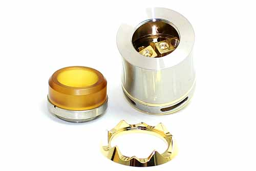 Coolvapor dome rda with big post holes manufacturers for quitters-7