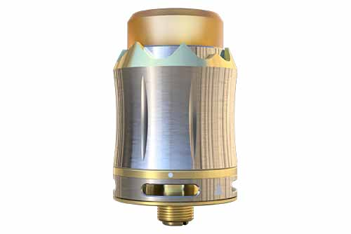 Coolvapor dome rda with big post holes manufacturers for quitters-8