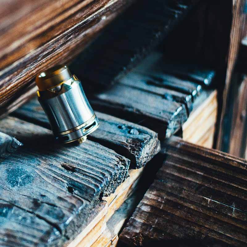 Coolvapor dome rda with big post holes manufacturers for quitters-4