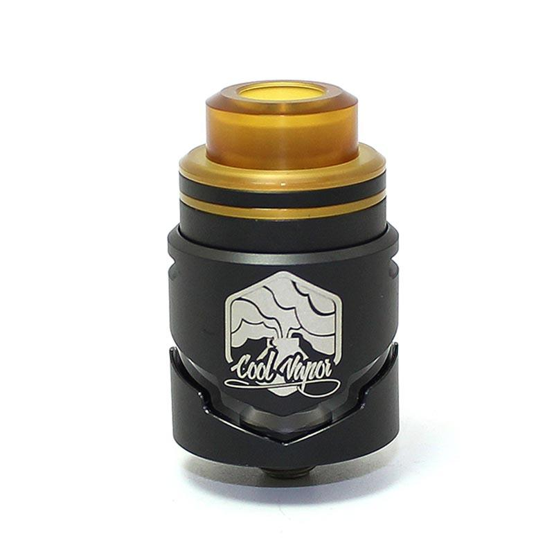 Coolvapor Adjustable Air Clapton Cavalry Rdta Wholesale Supplier