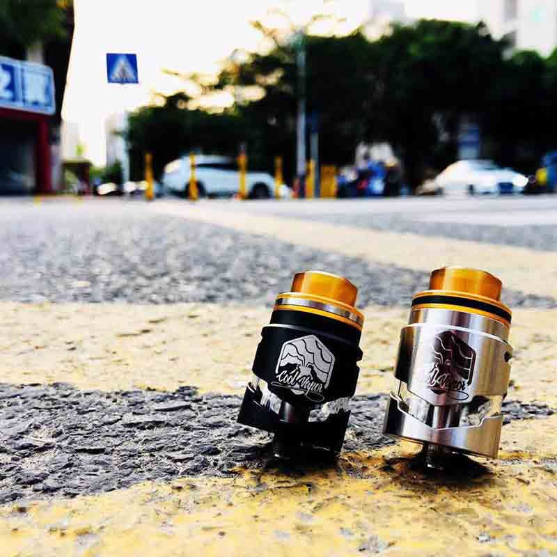 Coolvapor Wholesale rta tank company for flavor-3