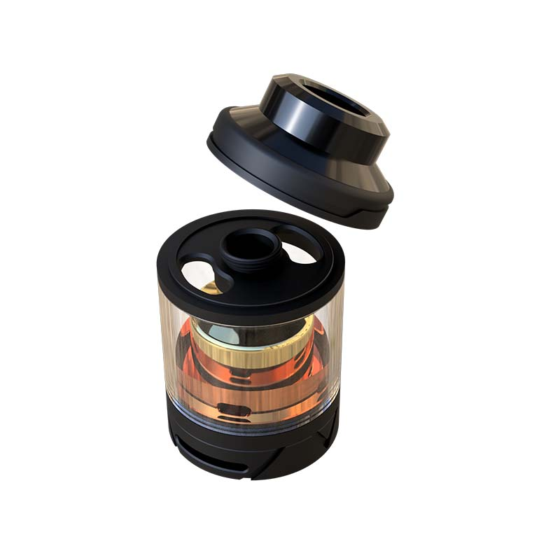 Coolvapor Latest best selling rda factory for flavor-8