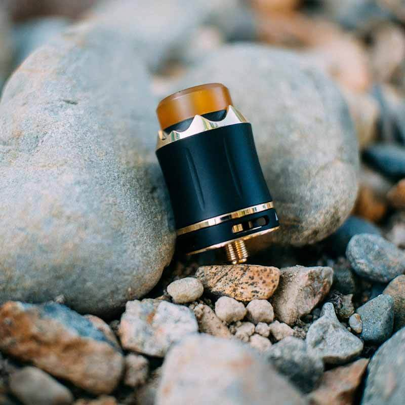 Coolvapor dome rda with big post holes manufacturers for quitters-3