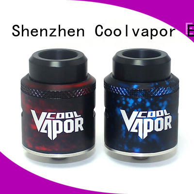 Coolvapor High-quality best rda for big coils for business for flavor