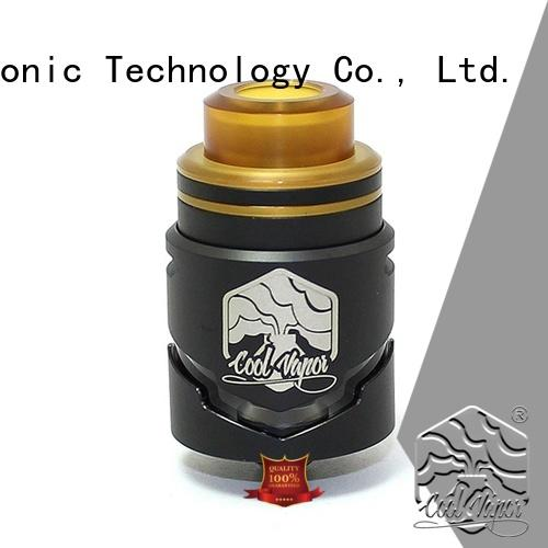 Coolvapor Latest rda suppliers for flavor