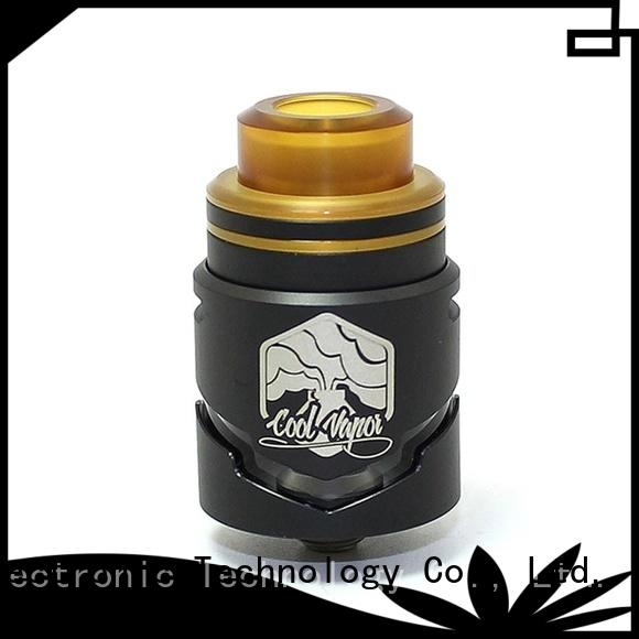 Coolvapor rta rda website supply for smokers