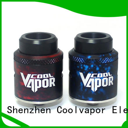 Coolvapor High-quality white kennedy rda manufacturers for flavor