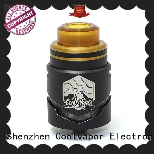 Coolvapor Best top rta tanks company for clouds