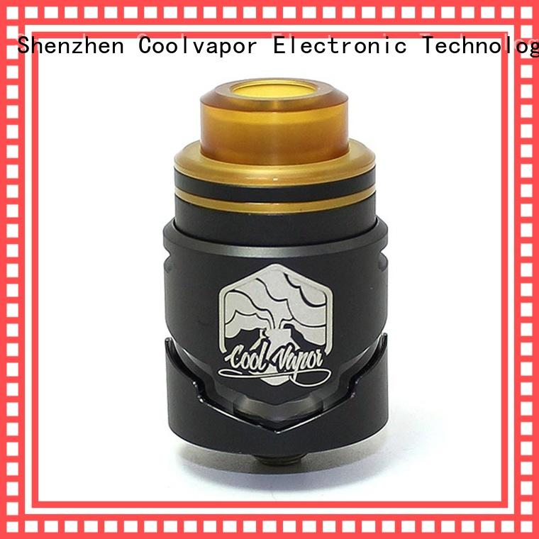 Wholesale best 4 post rda coolvapor suppliers for smokers