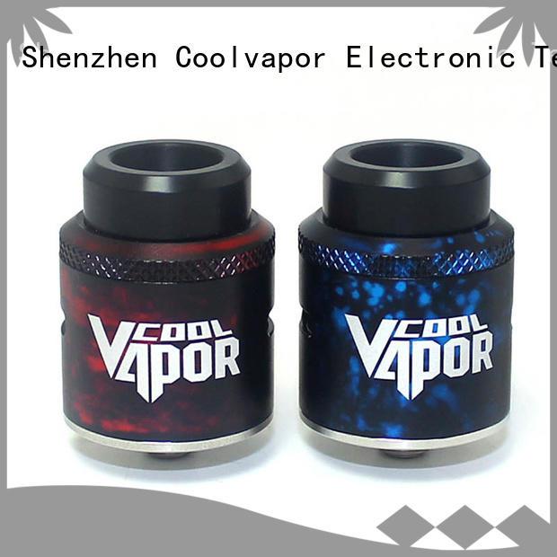 Coolvapor air dripper rda factory for flavor