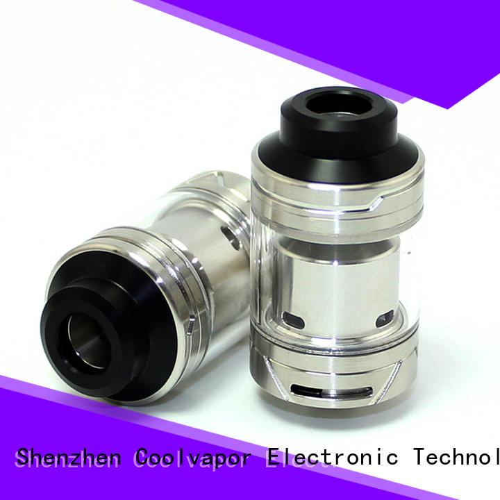 Coolvapor Top rda velocity style suppliers for clouds