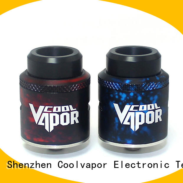Coolvapor modified velocity deck rda supply for clouds