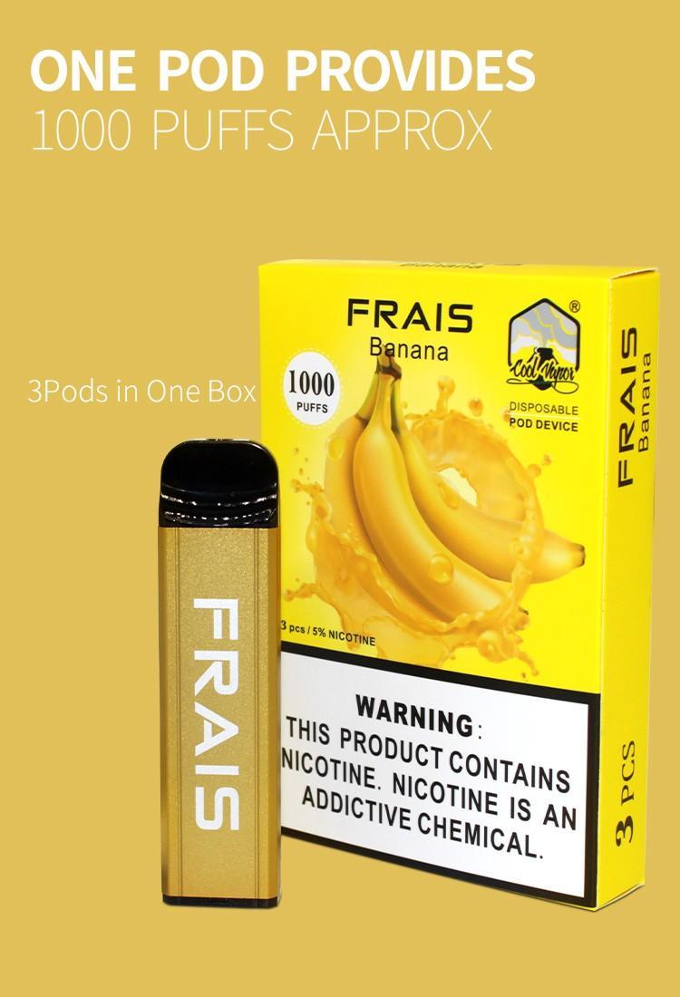 Coolvapor frais best e cig vape for business for flavor