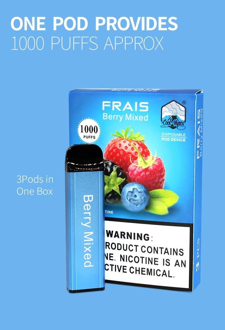 Coolvapor grape disposable pods company for flavor-3