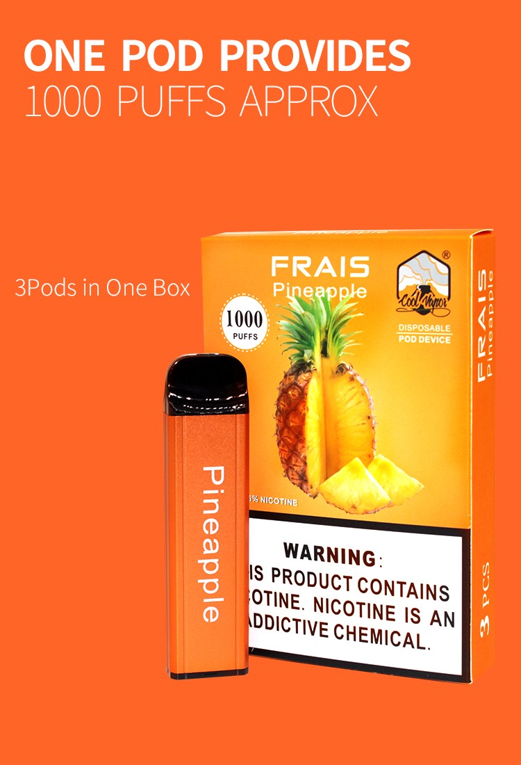Wholesale pocket vape pods company for quitters-3