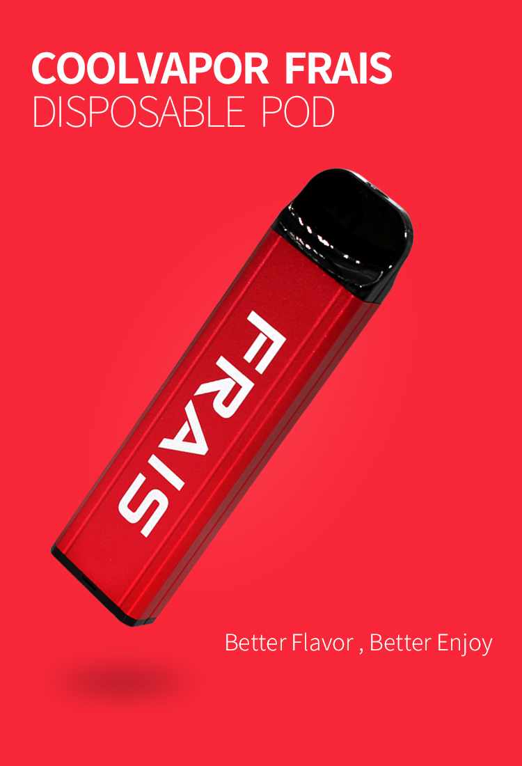 Coolvapor High-quality refillable vape pen manufacturers for quitters-2