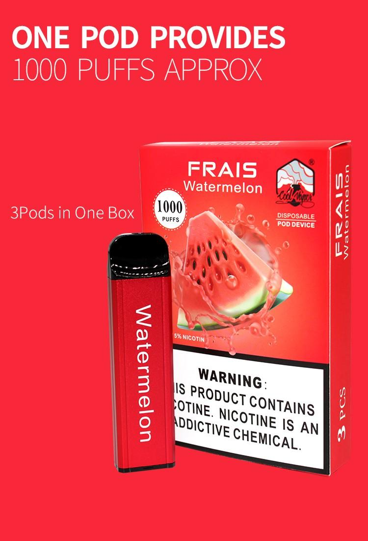Coolvapor New coolvapor disposable pods suppliers for flavor