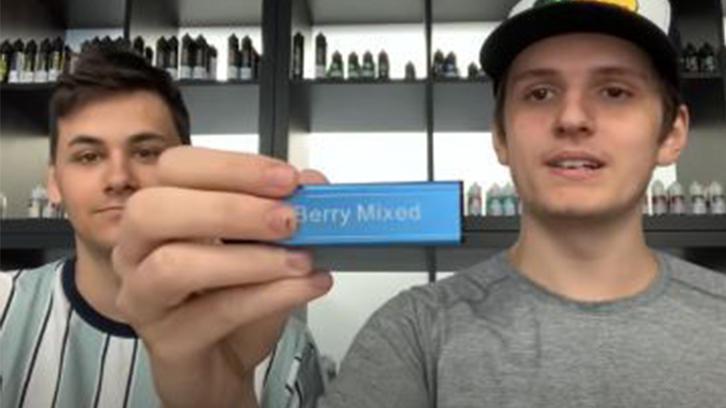 Coolvapor Frais Disposable Pod Review by LiamsGhosts
