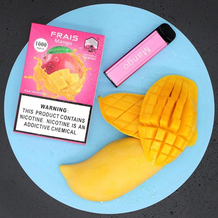 Coolvapor berry disposable pods company for regular juice-1