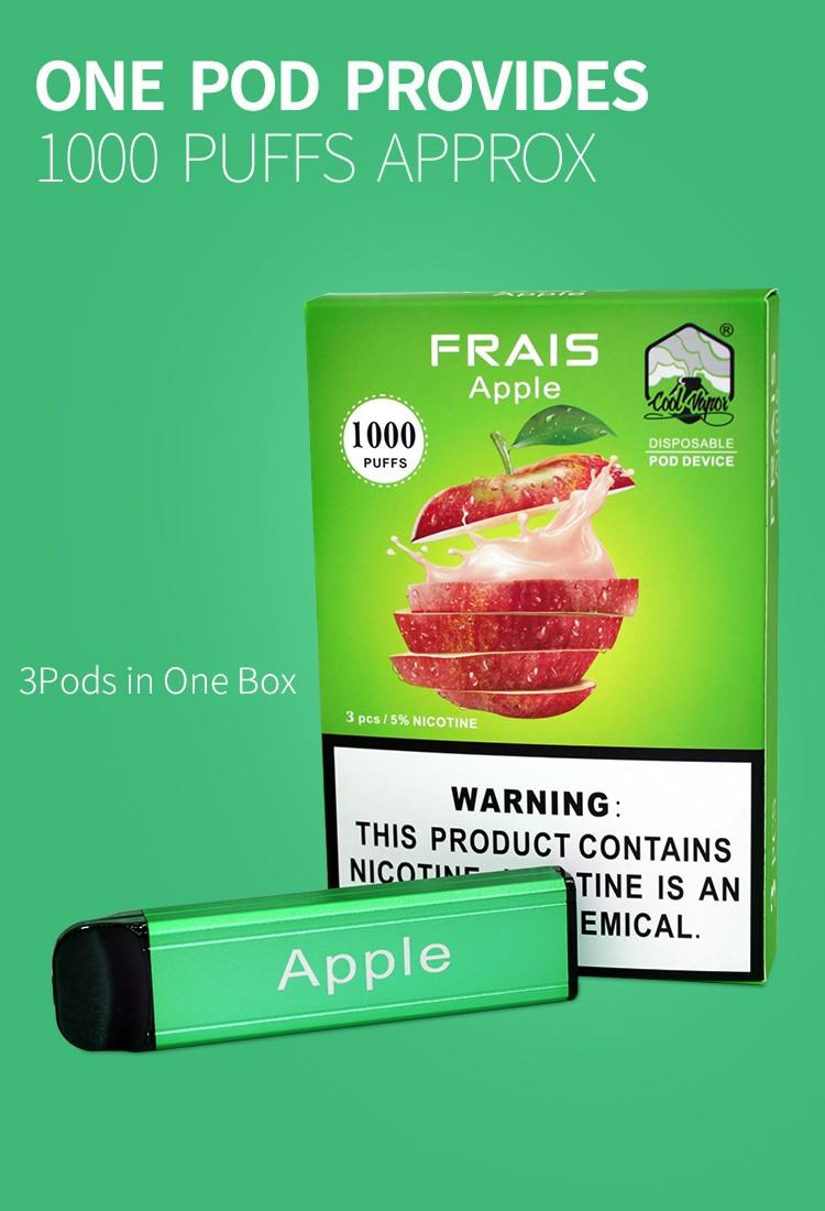 Coolvapor grape pod cig manufacturers for regular juice-3