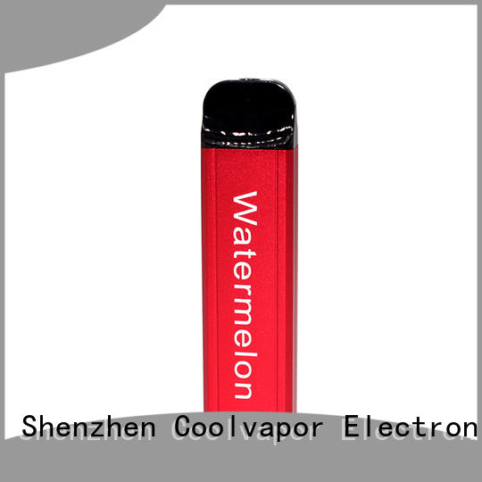 Coolvapor mixed refillable vape pen company for clouds